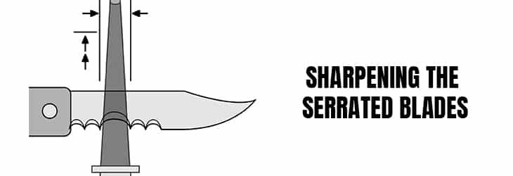 Sharpening-the-serrated-blades