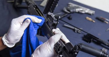 How to clean a semi auto rifle