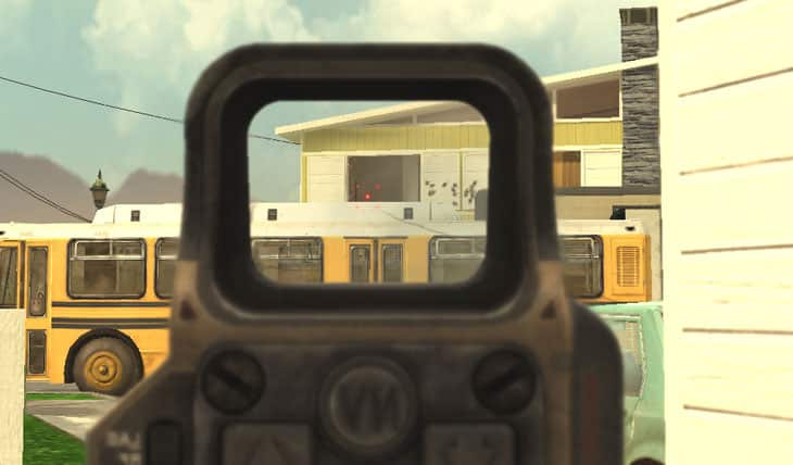 holographic sight function