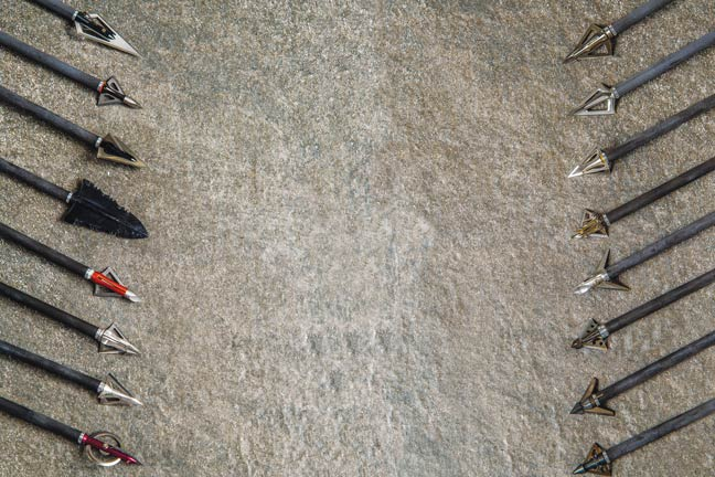 Broadheads and Grain – Which Broadheads You Should Use?