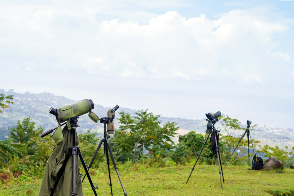 Straight Vs Angled Spotting Scope