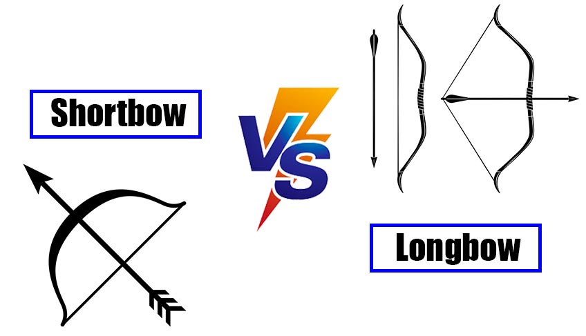 Shortbow vs Longbow: Know Their Differences