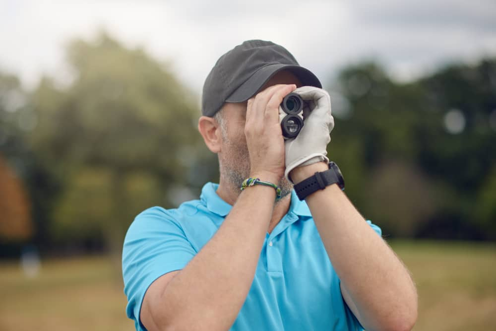 Aiming the Rangefinder