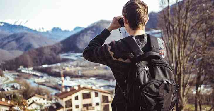Backpacking and traveling