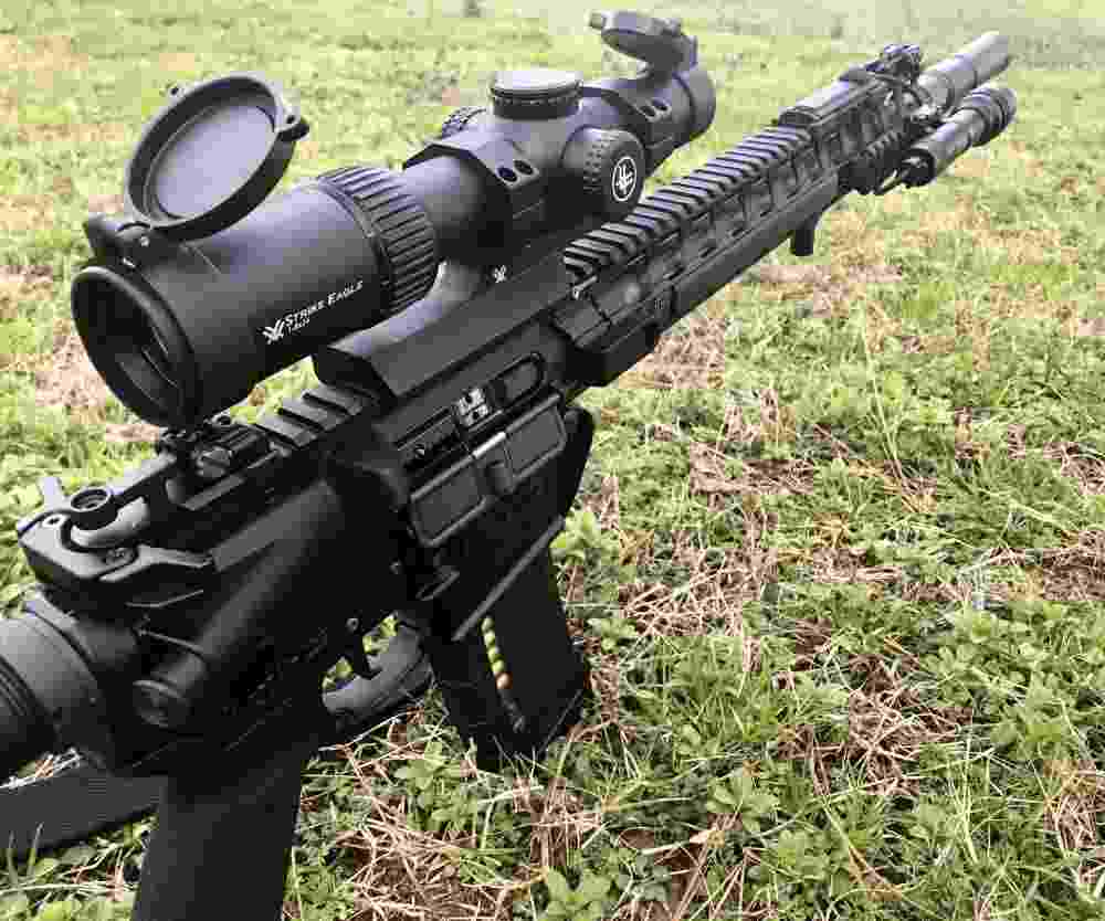 Best 1-6x Scopes: Buying Guide