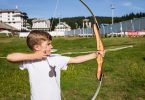 How to Aim a Longbow