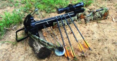 how to make crossbow bolts