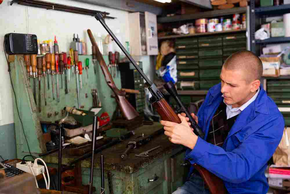 How to Repair a Rifle Scope