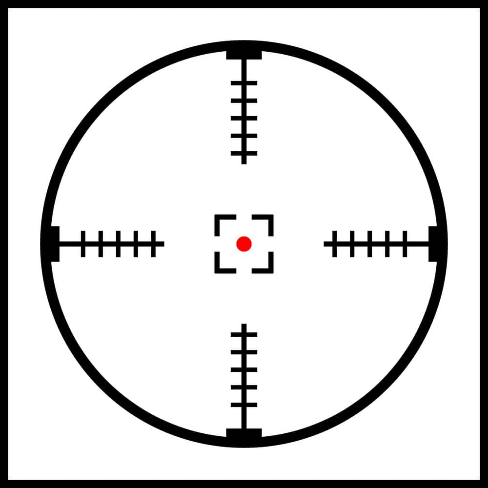 How to Use a Mil-Dot in a Scope