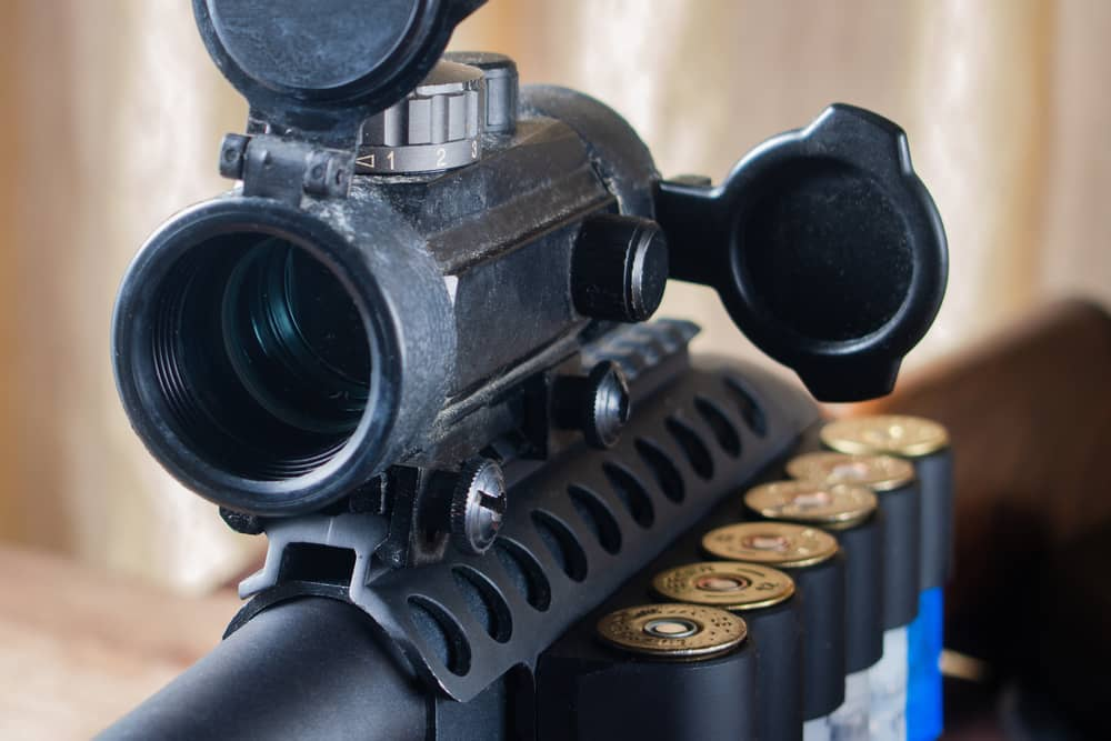 Setting Up Your Rifle Scope