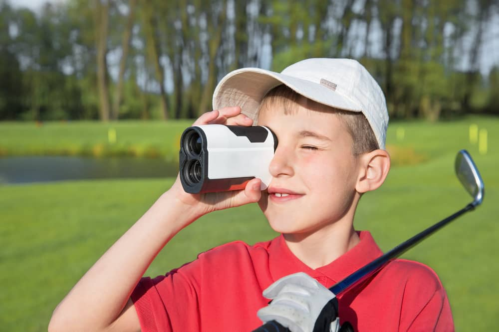 Using a Rangefinder for Golf in a Slope