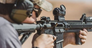 How to Sight in a Red Dot Scope Without Shooting